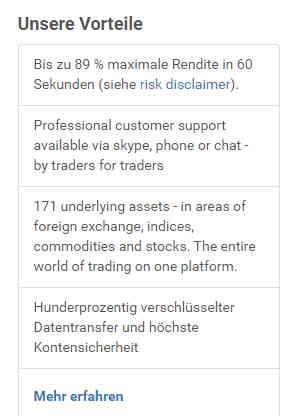 Bd swiss trading erfahrungen
