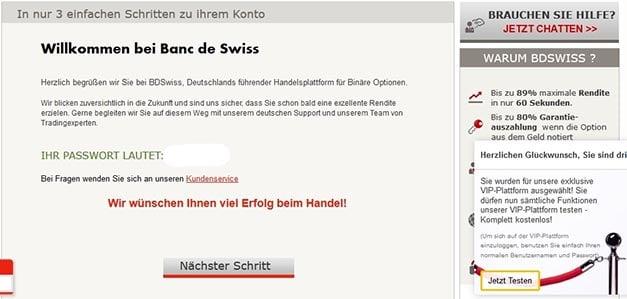 Binäre Optionen Iq Erfahrungen Banc De Swiss