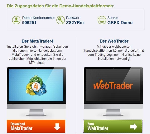 gkfx metatrader 4 download