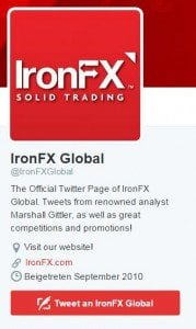 IronFX Global (@IronFXGlobal) I Twitter
