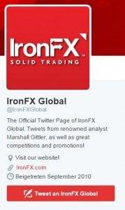 IronFX Global (@IronFXGlobal) I Twitter