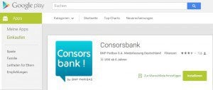 Consorsbank – Android-Apps auf Google Play
