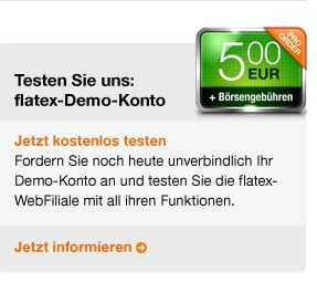 flatex demo