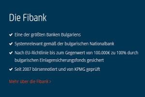 Die erste Partnerbank von Weltsparen stammt aus Bulgarien.