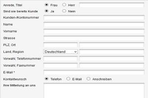 PBB Direkt Test: Support per Hotline oder Kontaktformular.