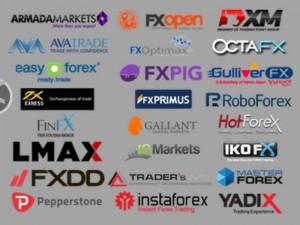 Cashbackforex bei diesen Forex Brokern