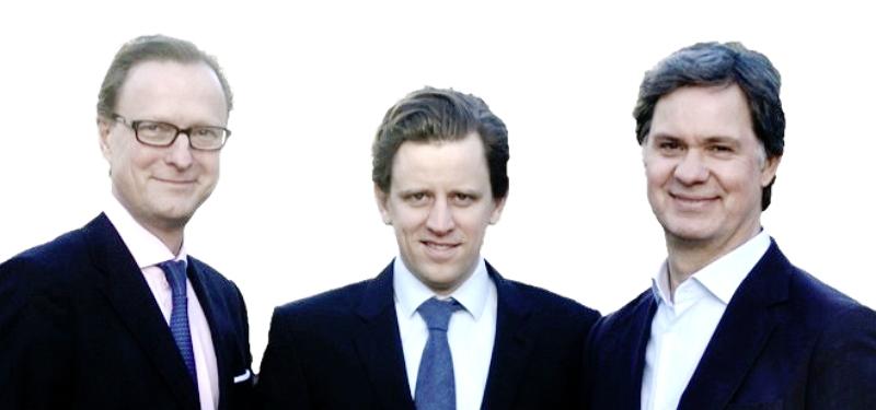 Die Gründer von Zinsland