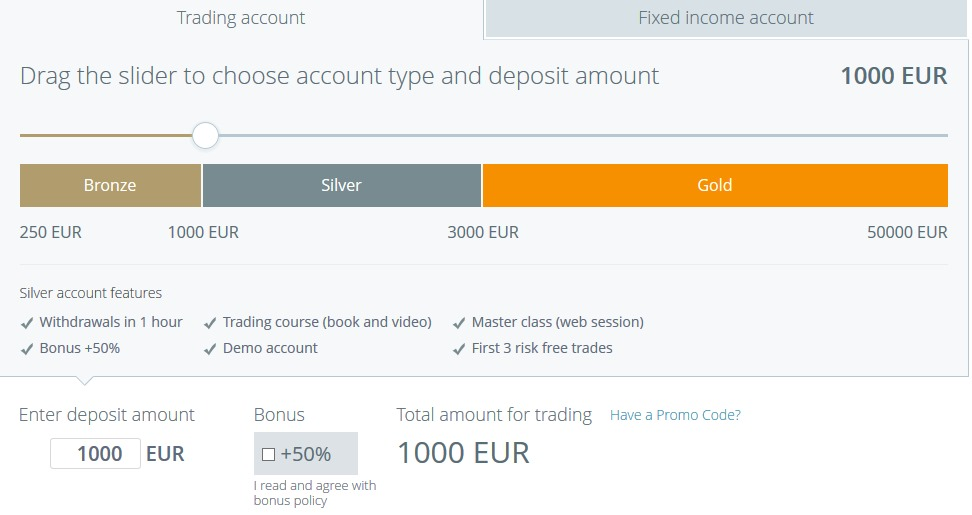 Finpari is a binary options broker from Scotland which has managed to make quite a name for itself by constructing a pretty innovative offer thanks to the very latest technology available on the market.