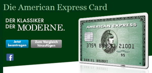 American Express Card, Green Card