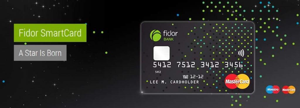 Fidor Bank Erfahrungen - Mastercard