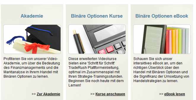 Deutsche binre optionen broker test