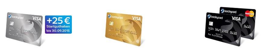 Barclaycard Erfahrungen - Kreditkarten