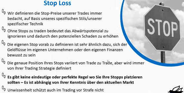 stop loss shaw academy