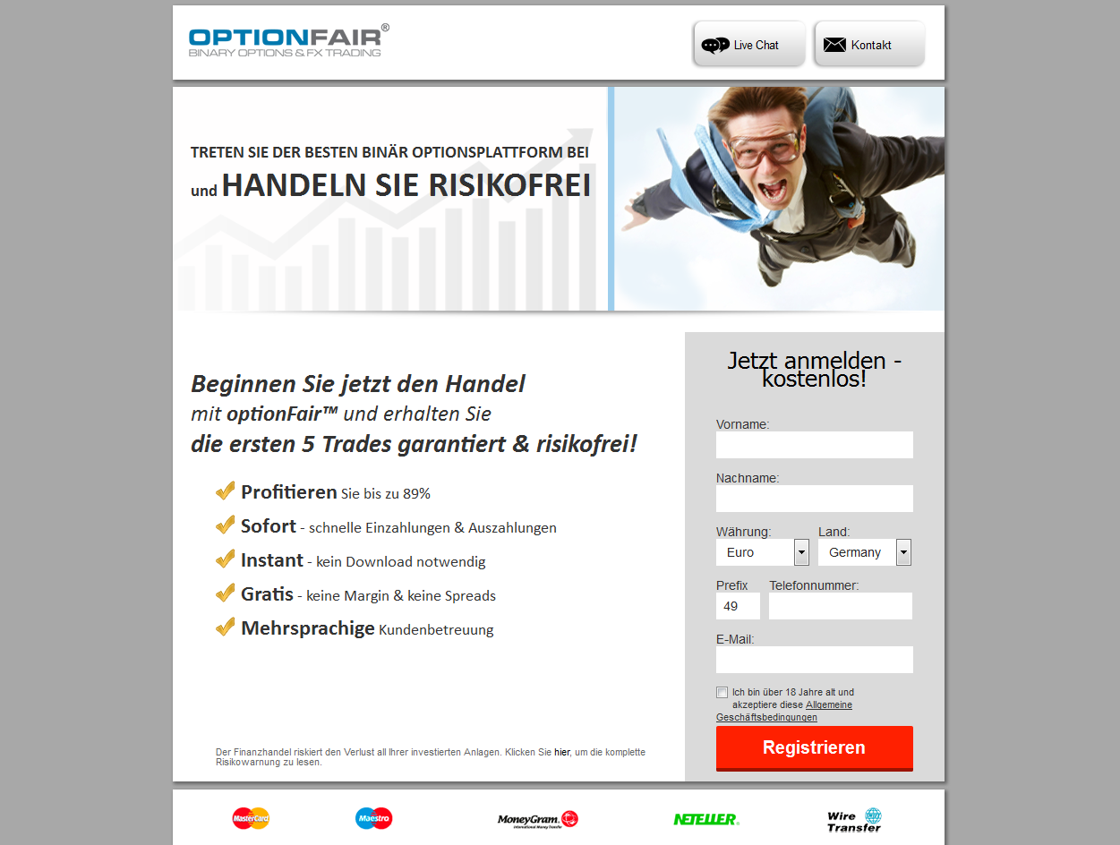 Kein Website-Millionär