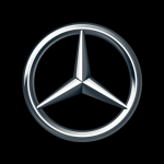 mercedes bank logo