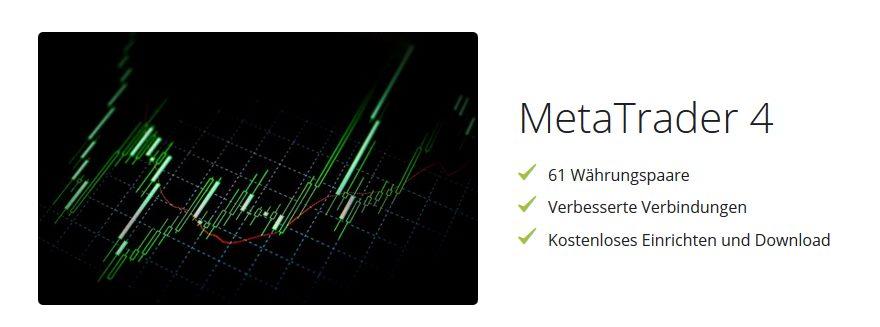 Axi Trader Erfahrungen - MetaTrader