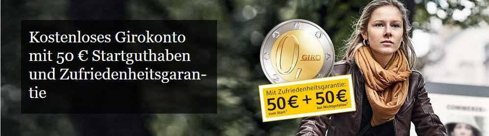 Commerzbank Erfahrungen - Header