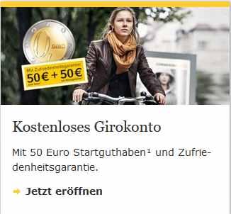 Commerzbank Erfahrungen - Kontoeröffnung