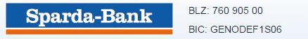 Kostenloses Girokonto Ihrer Sparda-Bank - Girokonto - Sparda-Bank Nürnberg eG