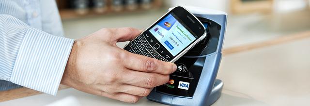 LBB Kreditkarten - kontaktloses Bezahlen