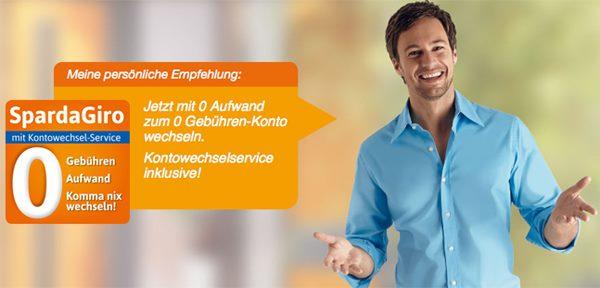 Sparda Bank Erfahrungen - Header