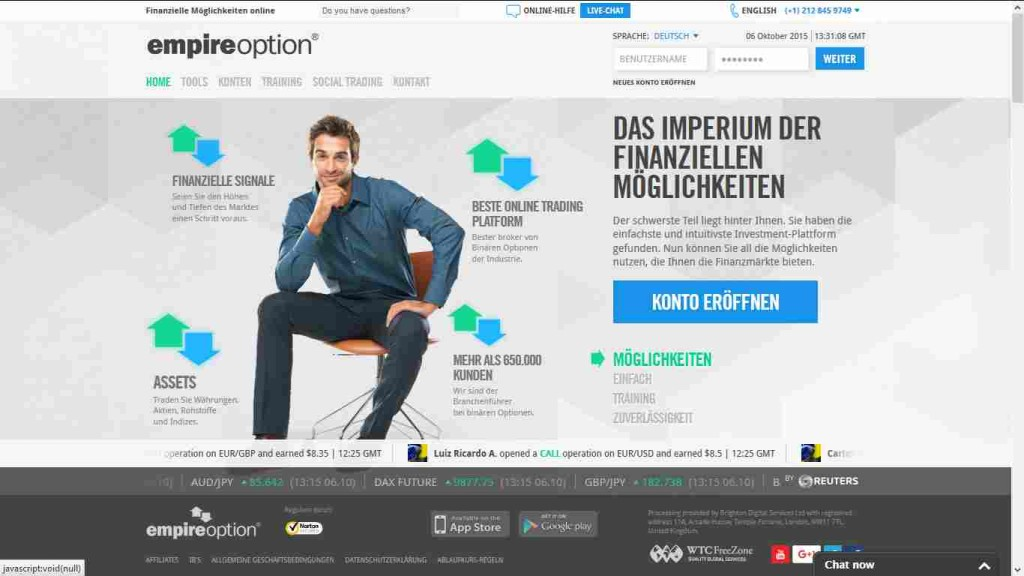 Business broker erfahrungen