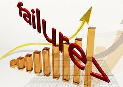 Scheitern ist oft vorprogrammiert
