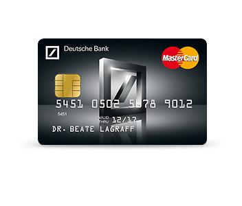deutsche bank mastercard black leistungen