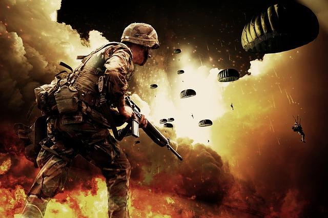 Zwangsanleihe im Krieg?