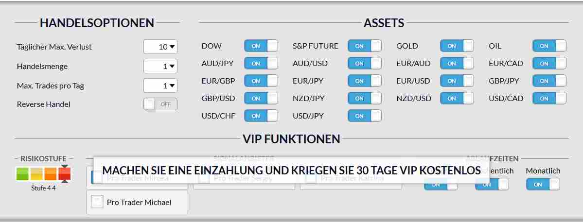 Binary options erfahrungen
