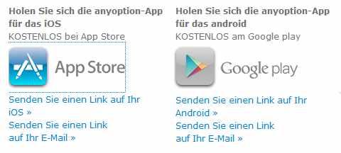 Optionen handeln app kostenlos