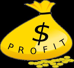 money-40603_1280 - profit beim aktien online trading