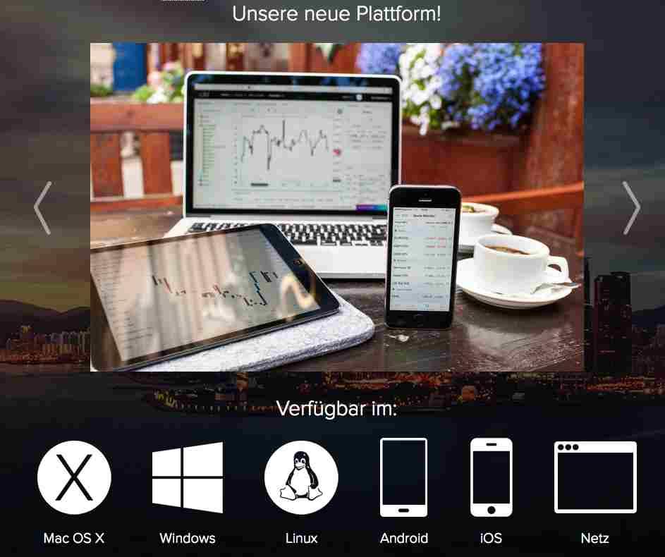xCFD Erfahrungen - Mobil