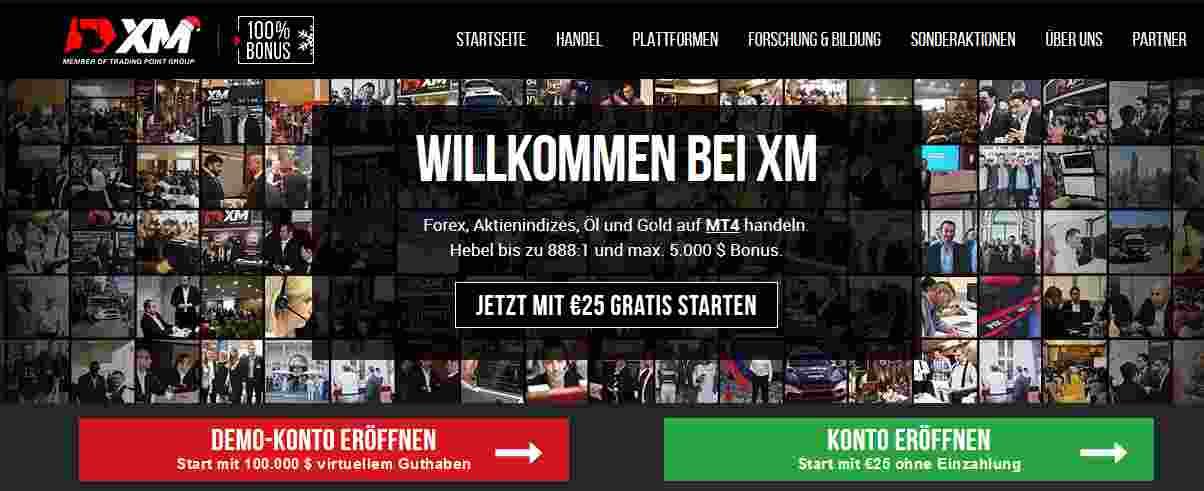 Forex Trading - XM Bonus