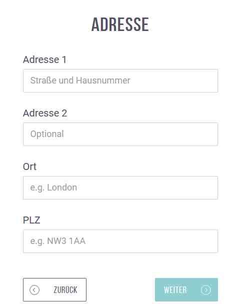 Skrill Erfahrungen - Adresse