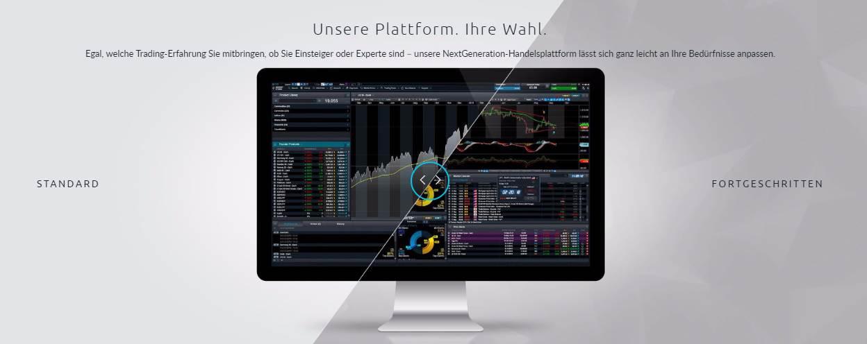CMC Erfahrungen - Plattform