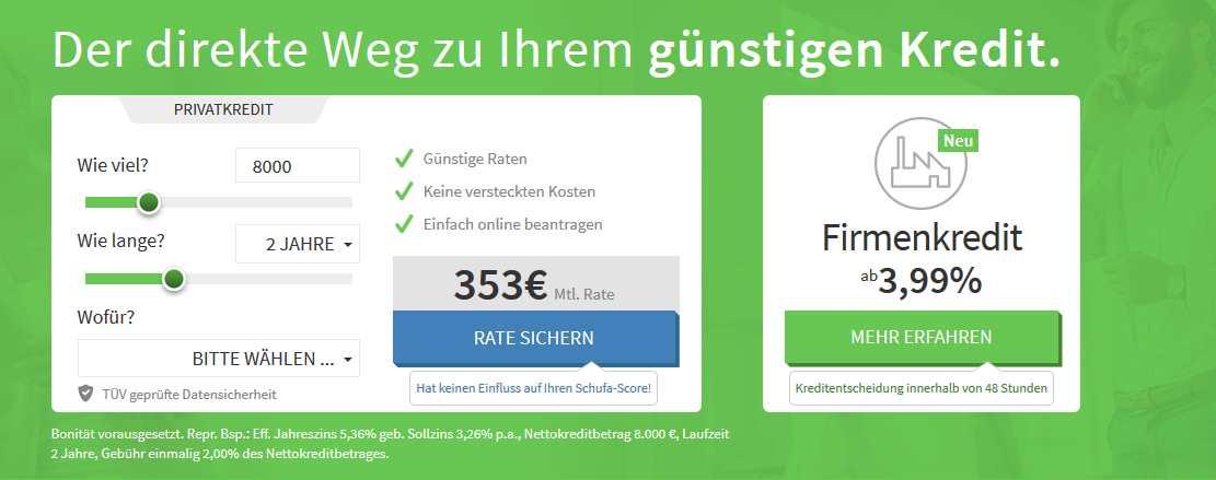 FinTech - Lendico
