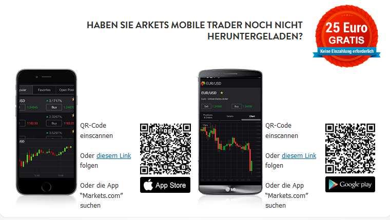 Markets.com App - Download