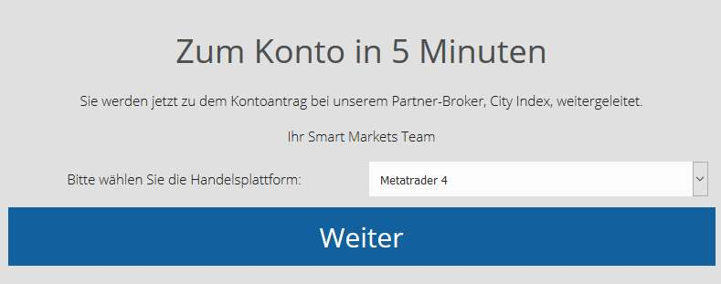 Smart Markets Erfahrungen - Handelsplattform
