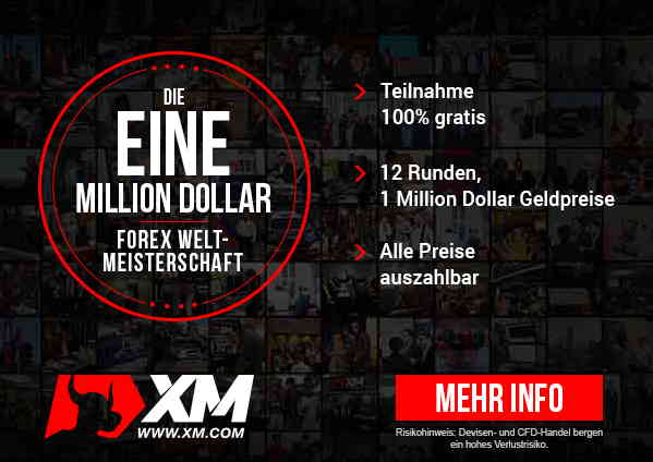 xm forex million dollar weltmeisterschaft