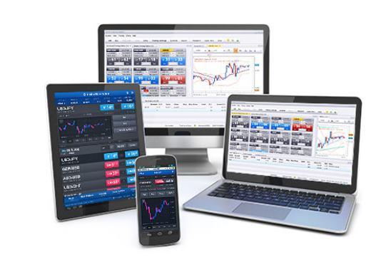 FXCM Erfahrungen - Trading Station
