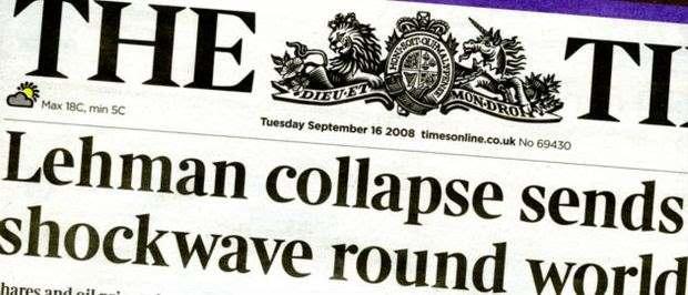 Finanzkrise - Lehman