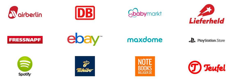 PayPal Erfahrungen - Shops