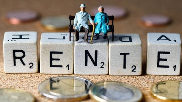 Geldanlage - Rente