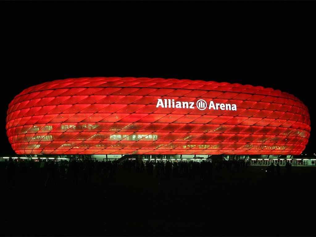 In Sport investieren - Allianz Arena