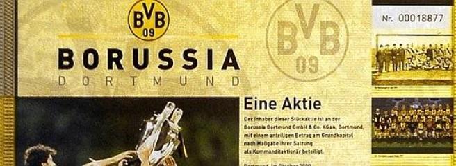 Borussia Dortmund Aktie Kaufen