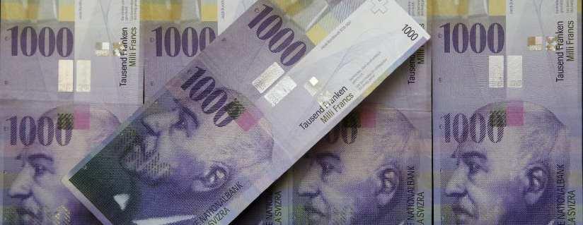 Fremdwährungskredit - Franken