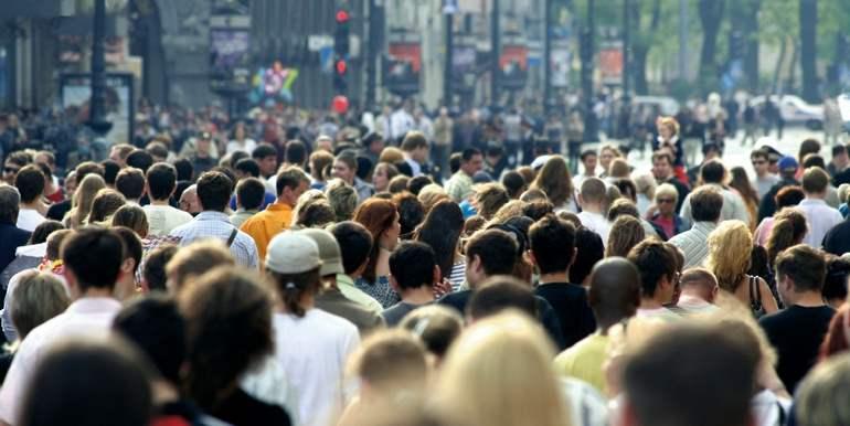 Grenzen des Wachstums - Bevölkerung