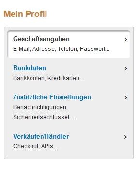 Paypal Umrechnungskurse - Bankkonten Kreditkarten