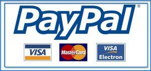 Paypal Umrechnungskurse - Header